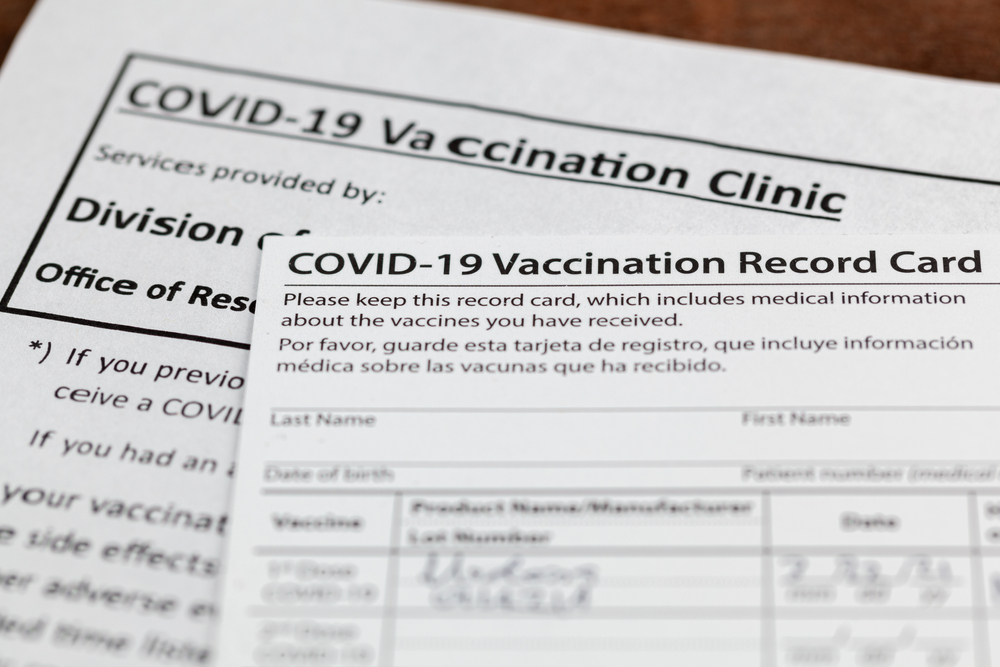 Vaccine Proof Required Now In San Francisco