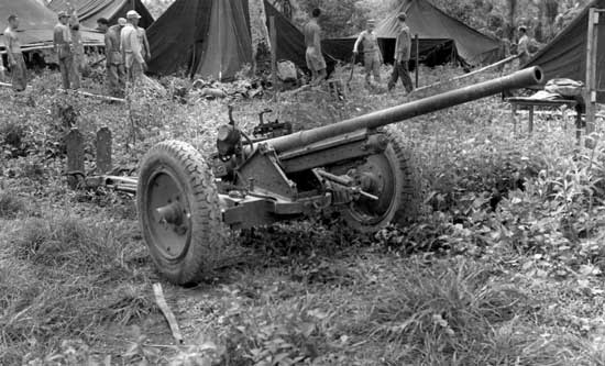 WWII Japanese Weapons: 47mm gun