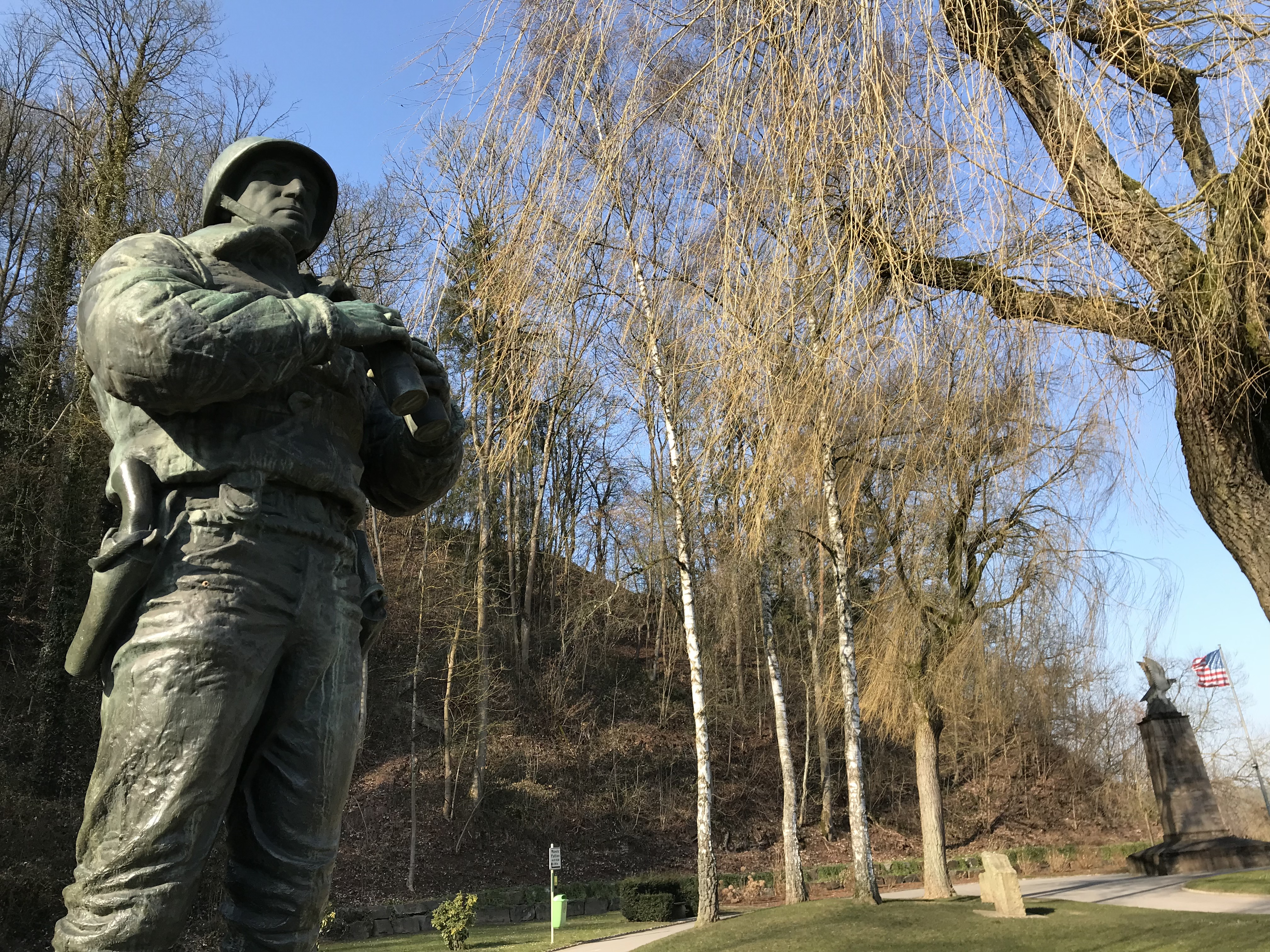 Ww2 Sites In Luxembourg World War 2 Revisited