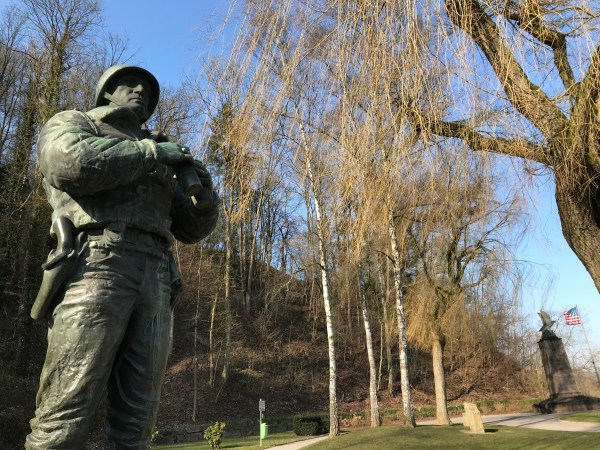 WW2 Sites in Luxembourg – World War 2 Revisited