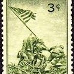 Iwo Jima flag-raising