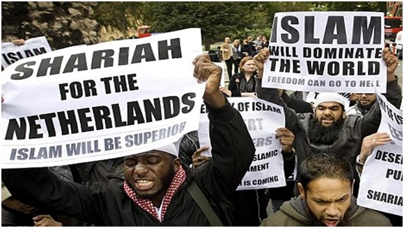 Image result for muslims INVADING EUROPE