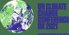 Logo of UNFCCC COP26