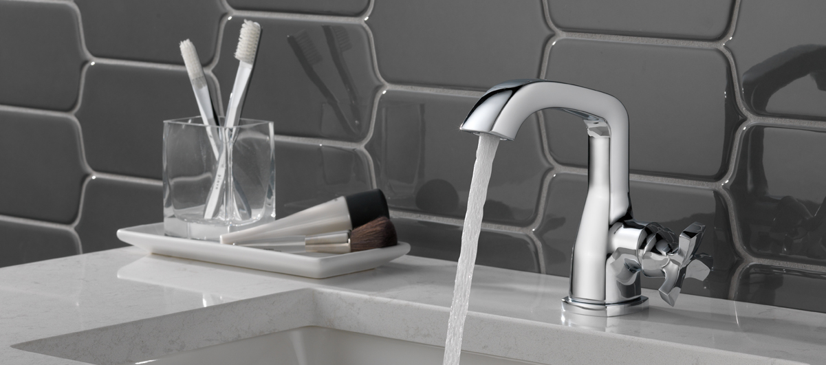 stryke collection delta faucet