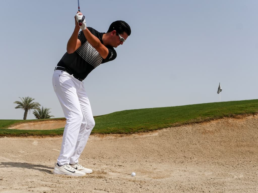 Discover Consistency Escape Sand Traps Easily With The