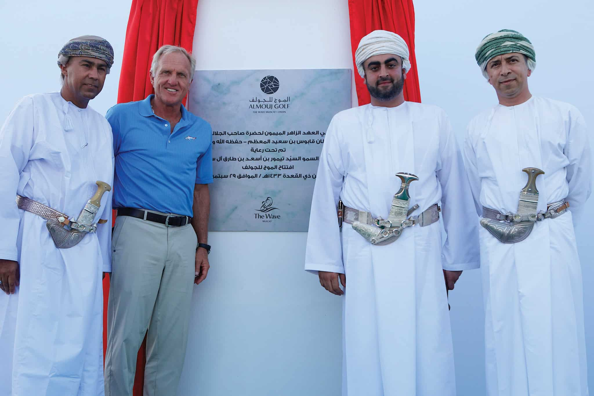 Golf Legend Greg Norman Excited About Golf S Future In
