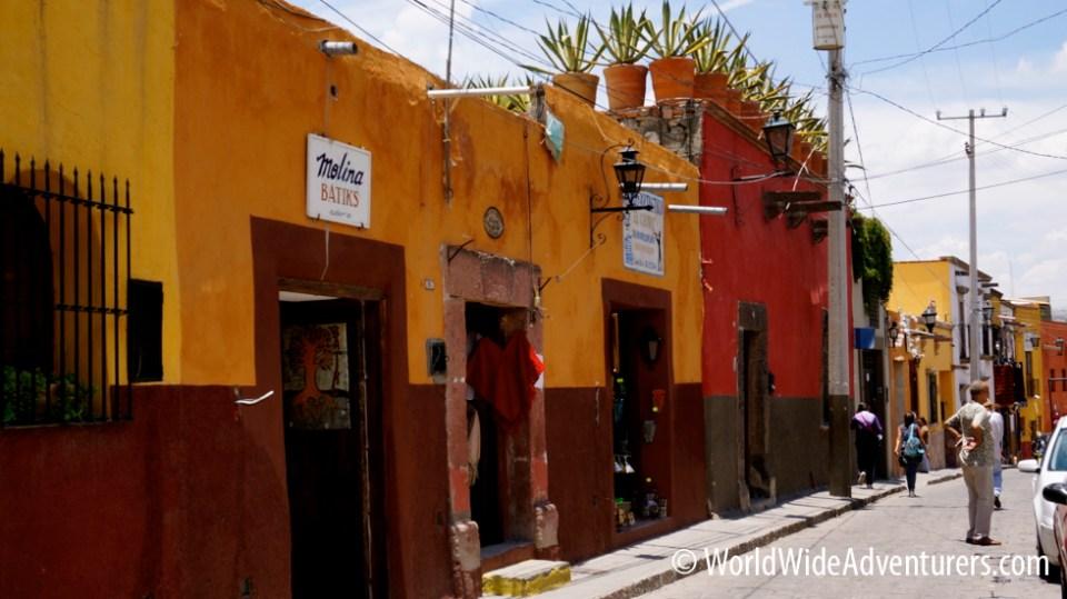 San Miguel de Allende|WorldWideAdventurers