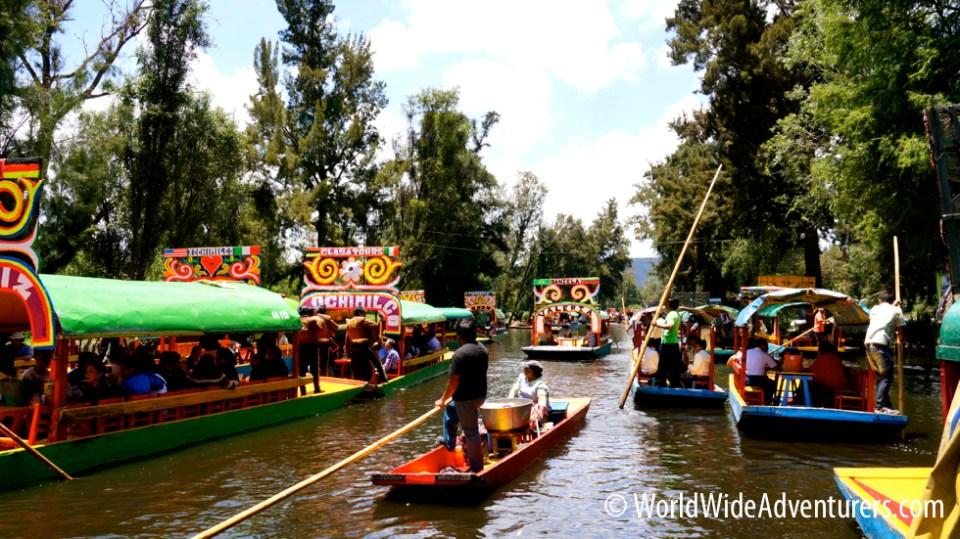 Xochimilco|WorldWideAdventurers