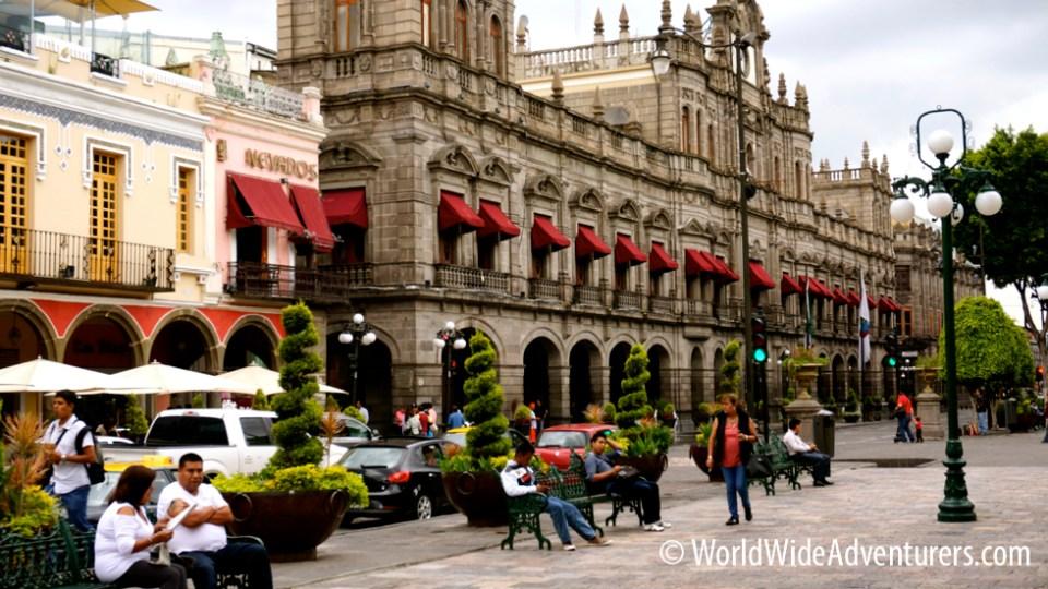 Municipal Palace Puebla