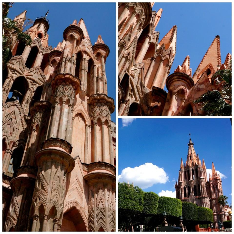 La Parroquia San Miguel, Mexico
