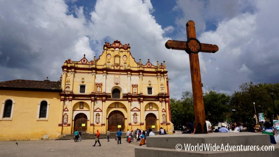 Mayan Cross San Cristobal de las Casas|WorldWideAdventurers