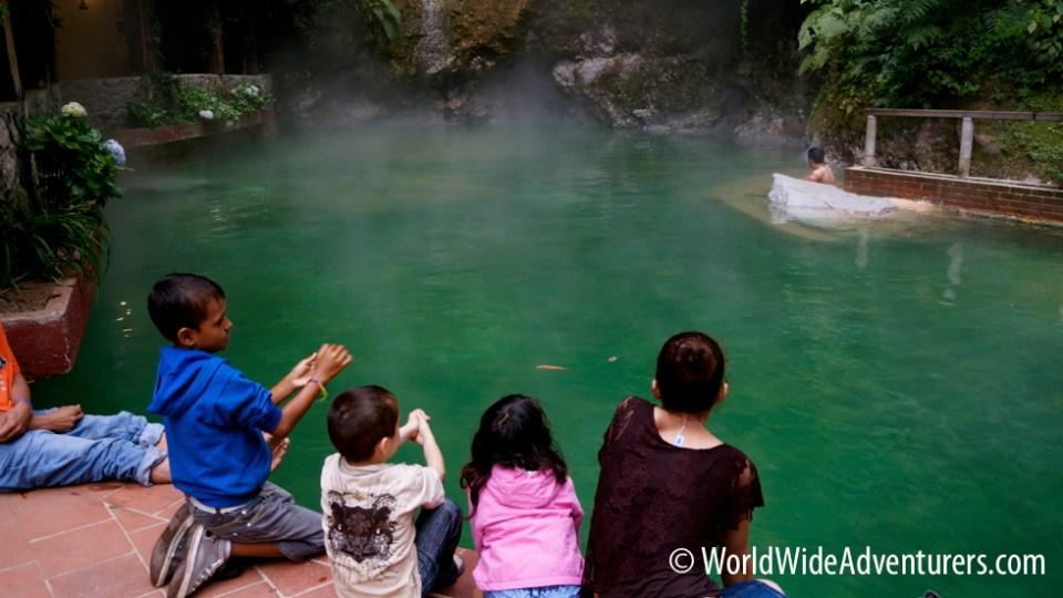 Fuentes Georginas - Healing Hot Springs