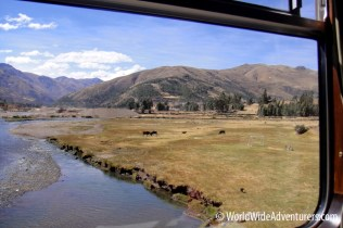 Cusco to Puno Train 15