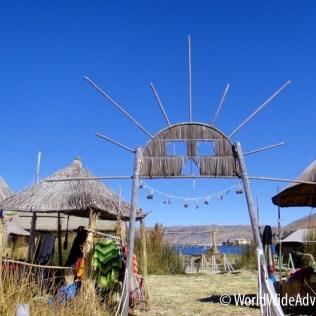 Lake Titicaca Peru 11
