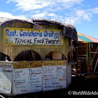 Lake Titicaca Peru 12