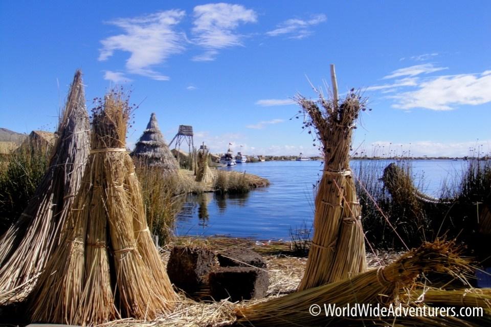 Lake Titicaca Peru 14