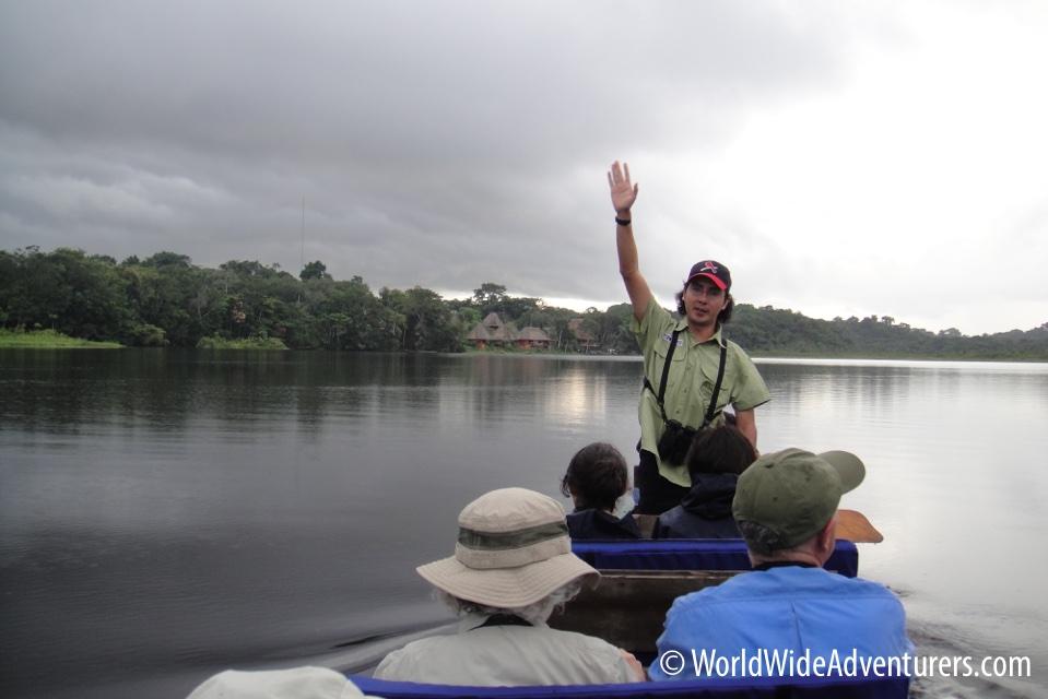 Amazon Napa Ecuador 2