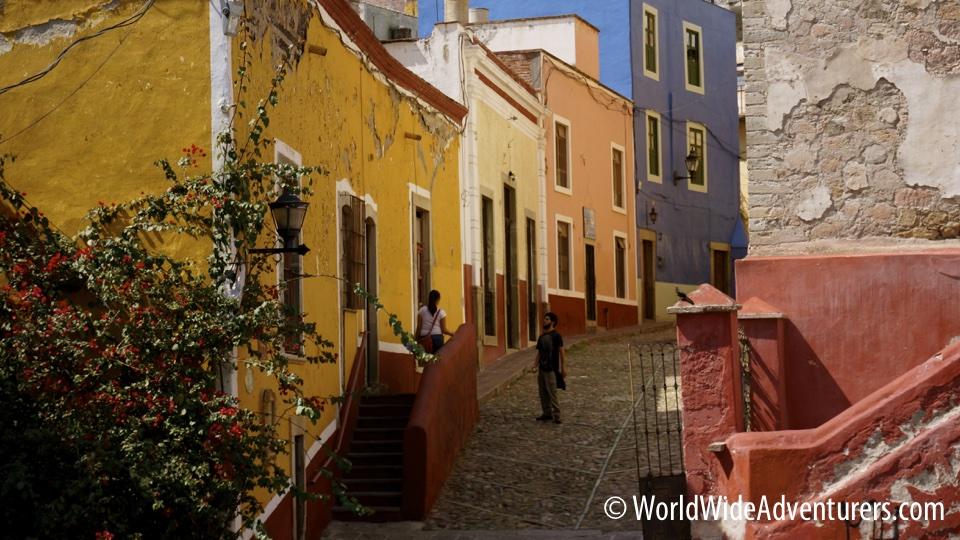 Lost in Guanajuato 1