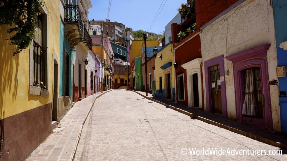Lost in Guanajuato 12