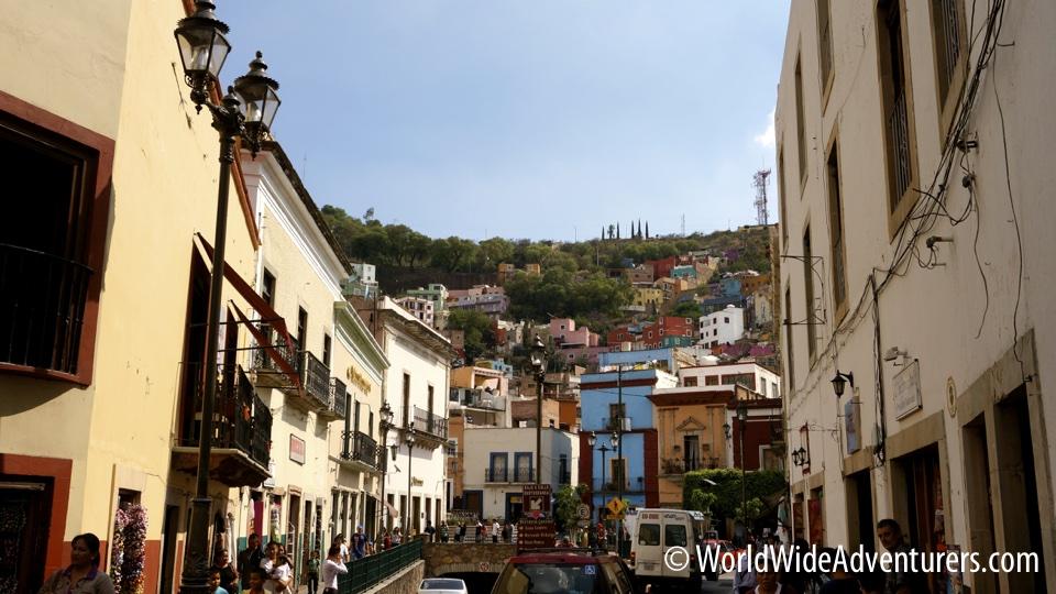 Lost in Guanajuato 3