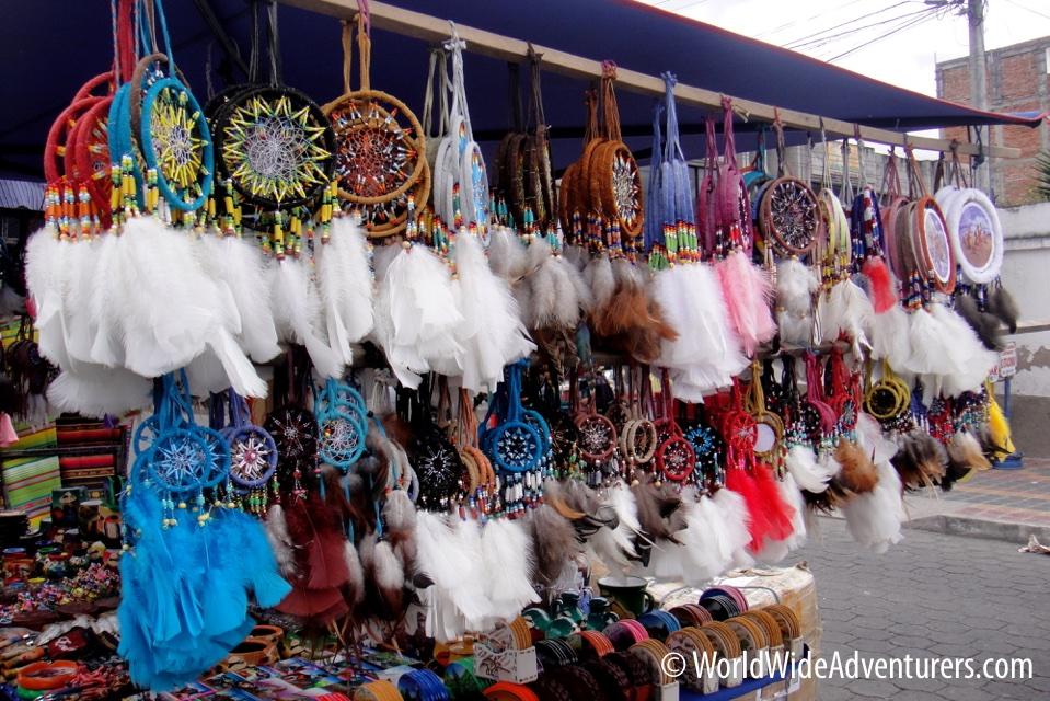 Otavalo Markets Ecuador