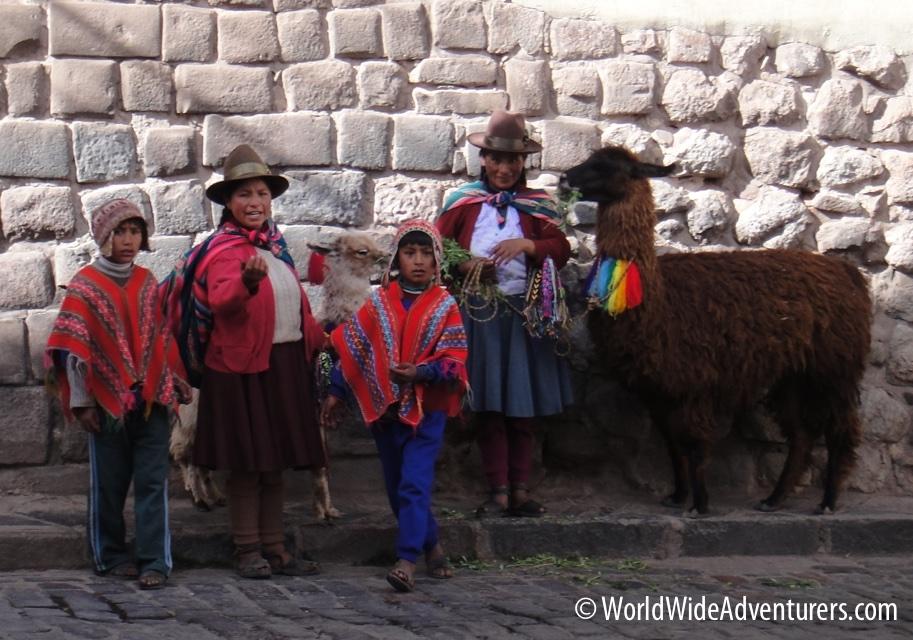 Sacsayhuamán Cusco Peru 3