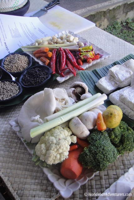 Balinese Cooking Lessons at Paon 8