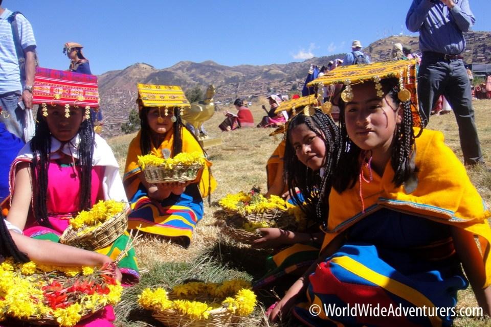 Int Raymi Cusco Peru 1