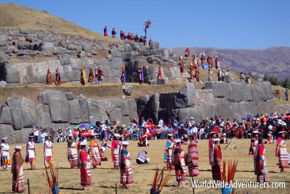 Int Raymi Cusco Peru
