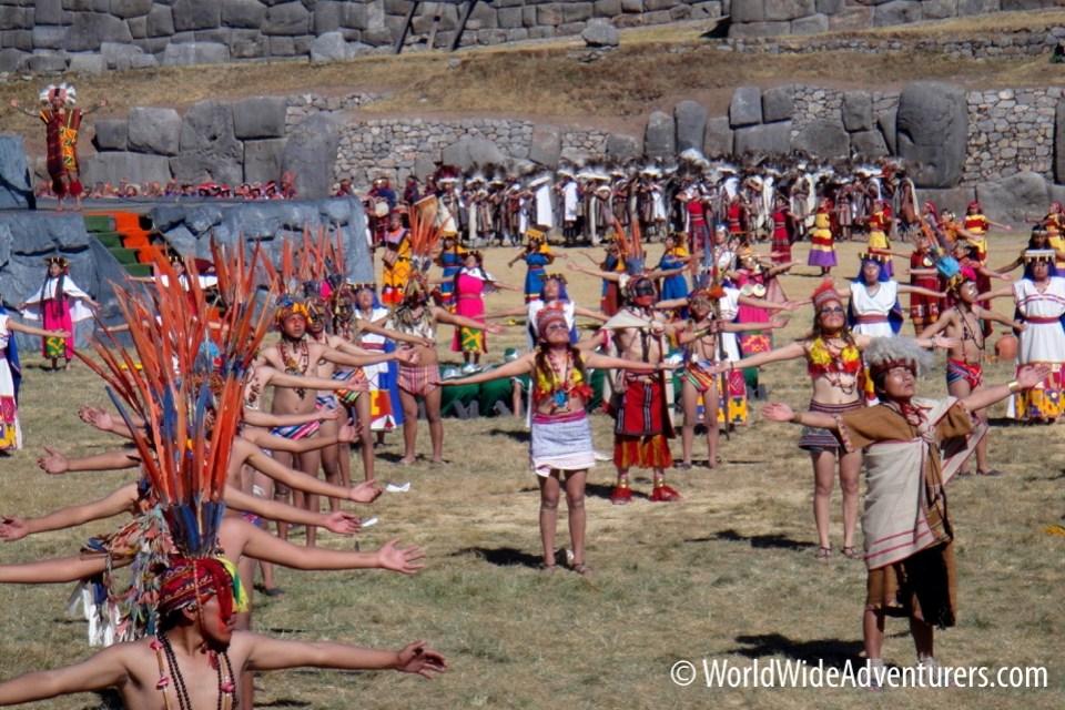 Int Raymi Cusco Peru 5