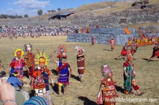 Int Raymi Cusco Peru 6