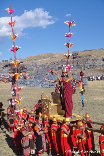 Int Raymi Cusco Peru 7