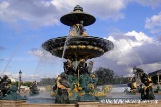 Place de La Concord Paris France