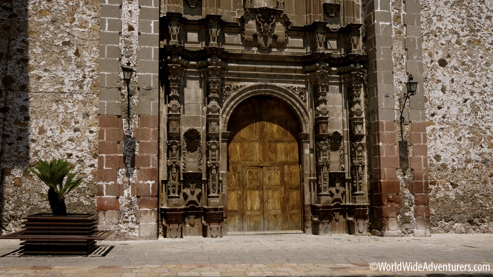 Discovering some of the secrets hidden behind the seemingly interminable doors and walls of Colonial Mexico is an ongoing challenge. & Secrets of Colonial Mexico Behind Closed Doors | WorldWideAdventurers