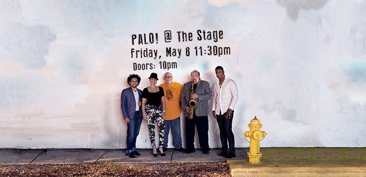 08 de mayo - Palo en The Stage de Miami, Florida