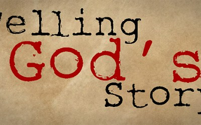 Ep. 6 – Telling God's Story