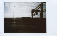 Title: Railroad, Name: Antonino Zambito, Fujifilm instax mini 90