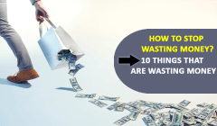 How to Stop Wasting Money?