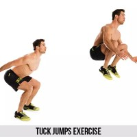 Tuck Jumps Exercise