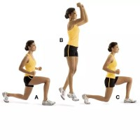 Jumping Lunge Techniques