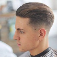 Medium Taper Haircuts