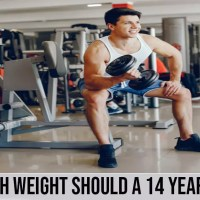 How Much Weight Should a 14 Years Old Lift