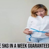 Lose 5kg In a Week Guaranteed