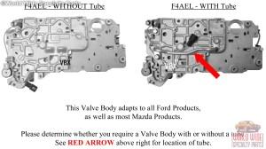 Ford, Mazda F4AEL, F4EAT Valve Body 19972005 Without Tube (1 YEAR WARRANTY)   eBay