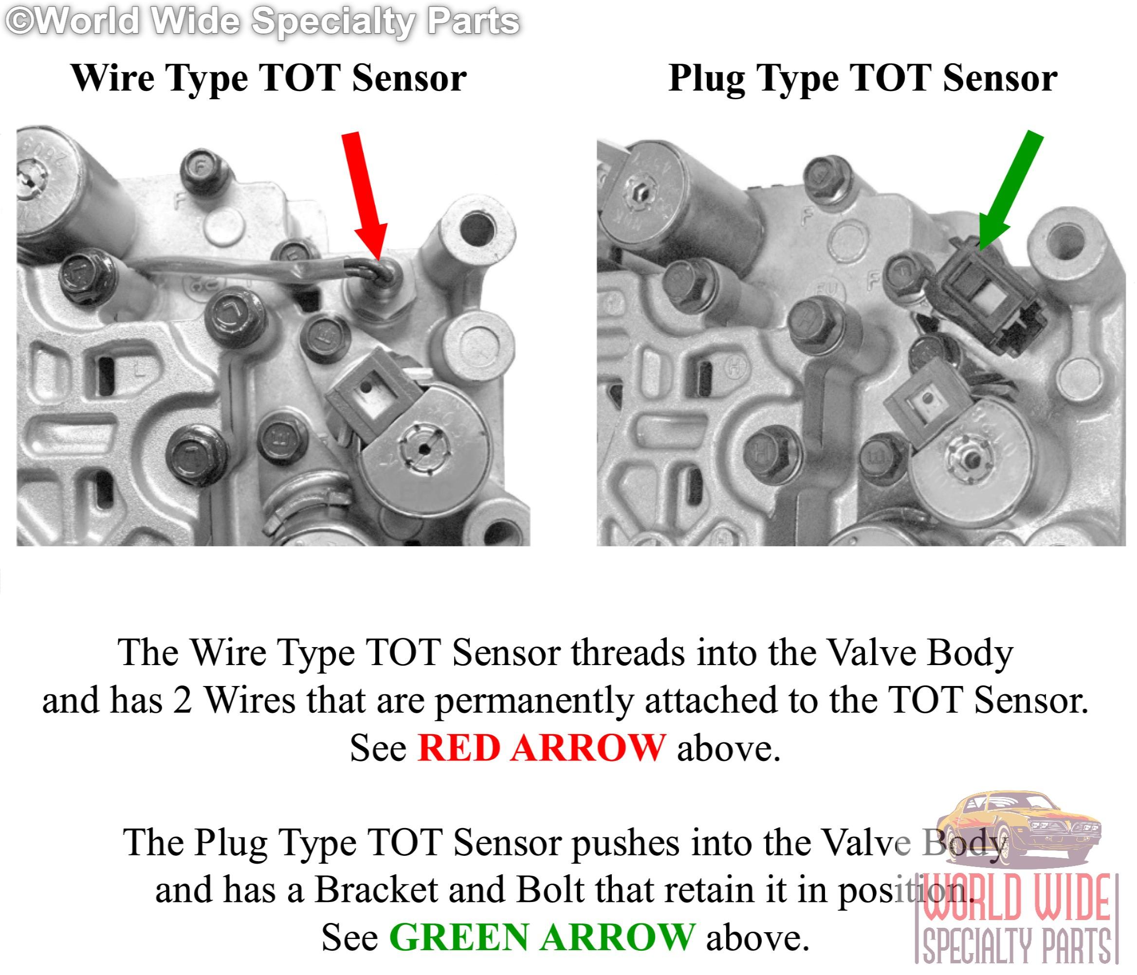 Mazda Ford Gf4a El Valve Body 6 Solenoids Plug
