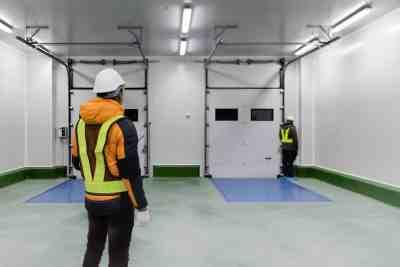 refrigerated warehouse Walk in Cooler, Walk in Freezer