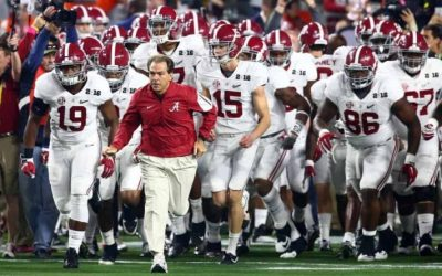 A College Football Playoff Without Alabama? Say it isn't so!