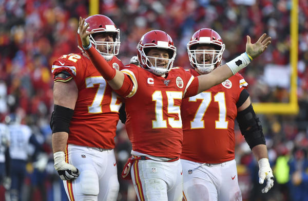 Reid's Chiefs Show Practice Makes Perfect