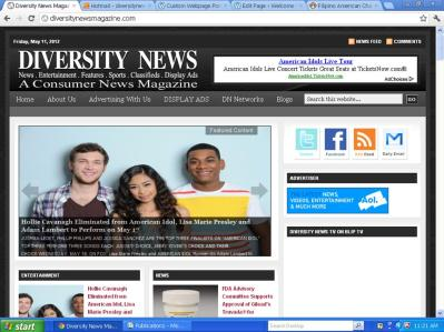 DiversityNewsMagazine.com