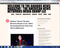 The Awards News Magazine